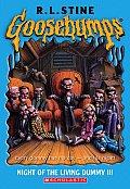 Goosebumps #40: Night of the Living Dummy III