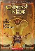 Children Of The Lamp 03 The Cobra King Of Kathmandu