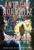 Gatekeepers 04 Necropolis