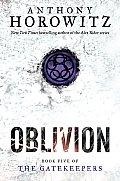 Gatekeepers 05 Oblivion