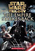 Empire Strikes Back Novelization Cover