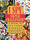 I Spy Super Challenger Cover