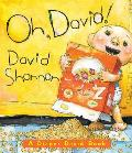 Oh David A Diaper David Book