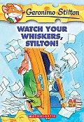 Geronimo Stilton 17 Watch Whiskers
