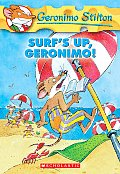 Geronimo Stilton #20: Surf's Up! Cover