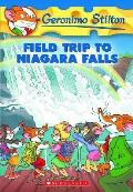 Geronimo Stilton 24 Field Trip To Niagar