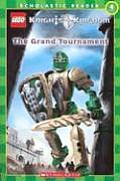 Knights' Kingdom Reader #02: The Grand Tournament