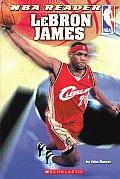 NBA Reader Lebron James