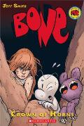 Crown of Horns: Bone Graphic Novels #9 (Reissue) Cover