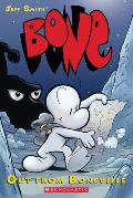 Out from Boneville (Bone #1) Cover
