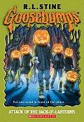Goosebumps #48: Attack of the Jack-O'-Lanterns