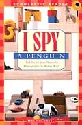 I Spy A Penguin Level 1