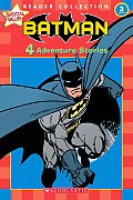 Batman 4 Adventure Stories