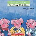 Los Tres Cerditos Three Little Pigs