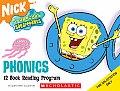 Spongebob Squarepants Phonics 12 Book Reading Program