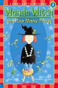 Wanda Witch & Too Many Frogs Reader Lv 3