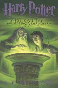 Harry Potter and the Half-Blood Prince (Harry Potter #06) Cover