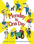 Monday Is One Day Cover