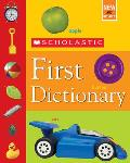 Scholastic First Dictionary 2006
