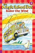 Rides the Wind (Magic School Bus) Cover