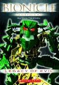Bionicle Legends #04: Legacy of Evil