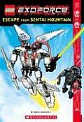 Lego Exo Force 01 Escape From Sentai Mountain