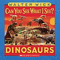 Dinosaurs (Can You See What I See?) Cover