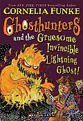 Ghosthunters and the Gruesome Invincible Lightning Ghost (Ghosthunters) Cover