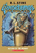 Goosebumps 23 Return Of The Mummy