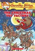 Geronimo Stilton 27 Christmas Toy Factory