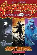 Goosebumps Graphix #01: Creepy Creatures Cover