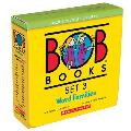 Bob Books Set 3 Word Families Cover