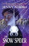 Magician Trilogy #01: The Snow Spider Cover