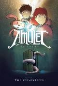 Amulet 01 Stonekeeper