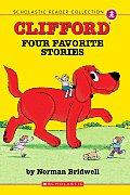 Clifford Four Favorite Stories