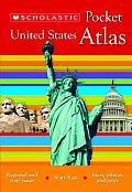 Scholastic Pocket United States Atlas
