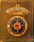 Wandmakers Guidebook With Apprentice Wand Feathers Crystals Sand