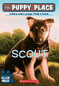 The Puppy Place #7: Scout Cover