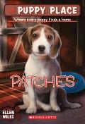 The Puppy Place #8: Patches Cover