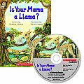 Is Your Mama a Llama? with CD (Audio)