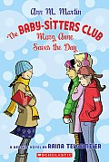 Babysitters Club Graphic Novel 03 Mary Anne Saves the Day