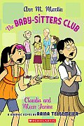 Babysitters Club Graphic Novel 04 Claudia & Mean Janine