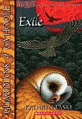 Guardians of Ga'hoole #14: Exile Cover