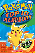 Top 10 of Everything Handbook (Pokemon)
