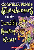 Ghosthunters & the Incredible Revolting Cover