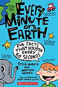 Every Minute on Earth: Fun Facts That Happen Every 60 Seconds