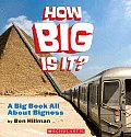 How Big Is It A Big Book All about Bigness