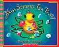 Miss Spiders Tea Party Bookshelf