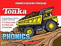 Tonka Phonics Reading Program With 15 Flash Cards