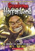 Goosebumps Horrorland 05 Dr Maniac Vs Ro